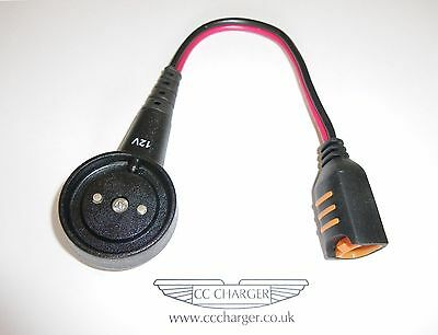 Aston Martin DB11 Ctek battery charger adapter DB11 Fit Only