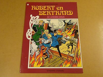 Strip / Robert En Bertrand N° 4