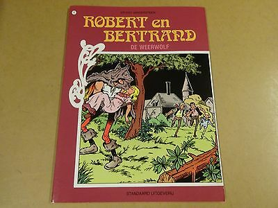 Strip / Robert En Bertrand N° 8