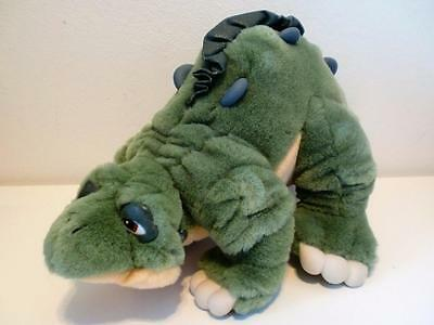 Rare Vintage Amblin Land Before Time Spike Plush Soft Toy Dinosaur 1988 1980s
