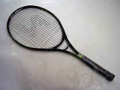 New!!! Warehouse Clearance Adult Polycarbonalloy Tennis Racquet Green