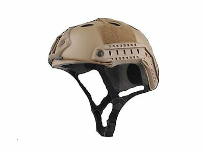 Raptors RA2569 Tactical RTV Helmet (Tan) Tan New