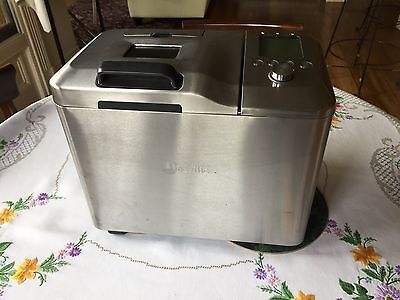 Breville Bread Maker Model BBM 800