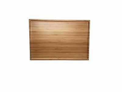 Restaurantware 1 Count Solid Bamboo Tray 14-Inch Brown New