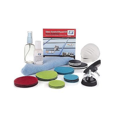 Glass Scratch Repair Kit GP-WIZ System Removes Scratches Surface Marks Wa... New