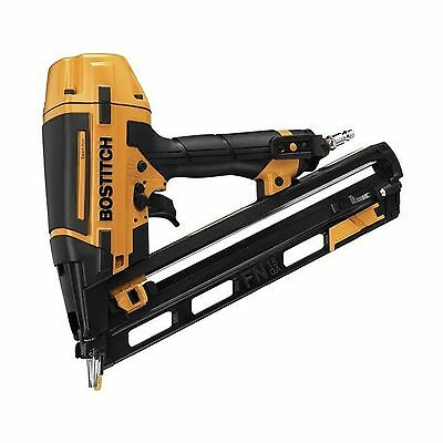 BOSTITCH BTFP72156 Smart Point 15GA FN Style Angle Finish Nailer Kit New