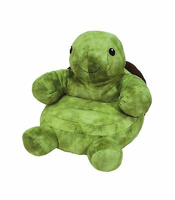 Cloud B Cuddly Comfeez Stuffed Animals and Toys Green Twilight Turtle New