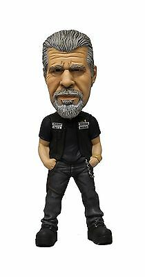 """Sons of Anarchy 'Clay' 6"""" Bobblehead Figure New"""