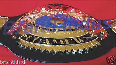 WWE,WWF WINGED EAGLE  WRESTLING BELT REPLICA OFFECIAL( 21% off limited offer )