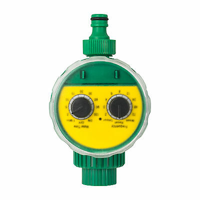 New Water Timer Garden Plant Automatic Electronic Watering Irrigation System