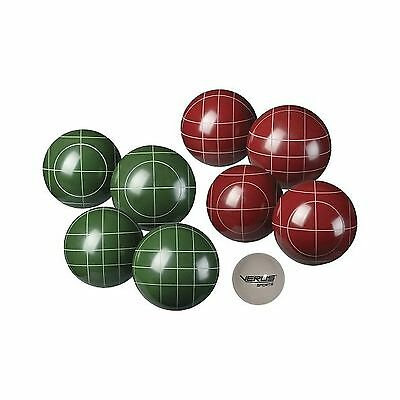 DMI Sports Expert Bocce Ball Set with Easy Carry Nylon Case (9-Piece) 107mm New
