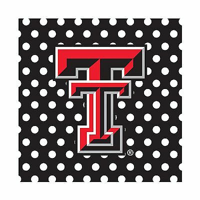 Thirstystone Occasions Square Trivet Texas Tech University Multicolor New