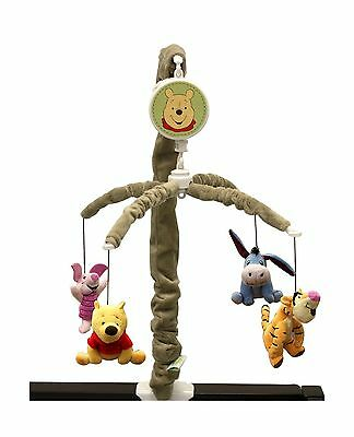 Disney Winnie The Pooh Musical Mobile New