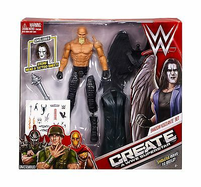 Create A WWE Superstar Sting Pack New