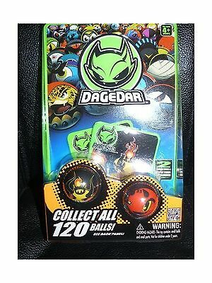 Dagedar 2 pack Supercharged Ball Bearings (Random Balls) New