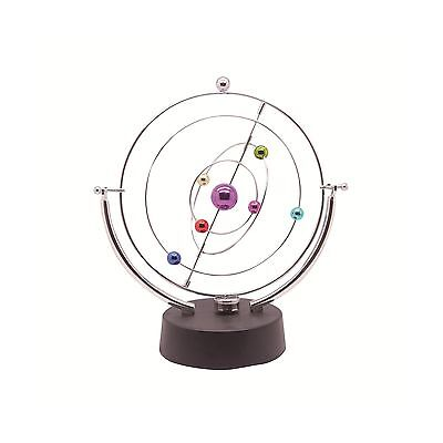 ScienceGeek Kinetic Art Asteroid - Electronic Perpetual Motion desk toy H... New