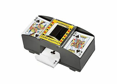 Allures & Illusions Card Deck Automatic Shuffler New