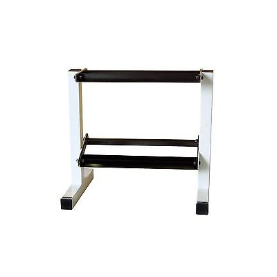 CAP Barbell Two Tier Dumbbell Rack 50-Inch New