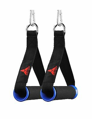 Upgraded Grip Wide Design Resistant Ultra Heavy Duty Handles with Solid A... New