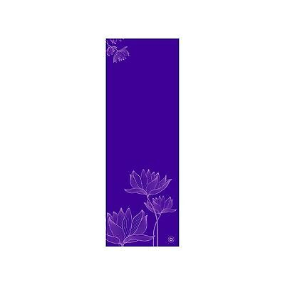 Pilates & Yoga Mat Lotus Harmony Purple New