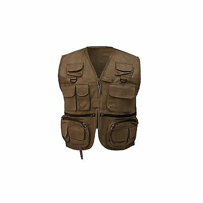 Frogg Toggs Cascades Classic Fly Vest - Fly Fishing XX-Large New