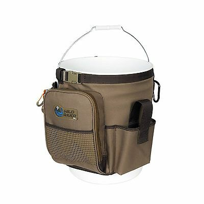 Custom Leathercraft Wild River WN3506 Tackle Tech Rigger 5-Gallon Bucket ... New