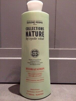 Shampooing 500ml Hydratant Collection Nature Eugene Perma Professionnel Neuf