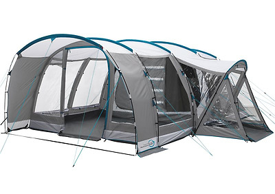 Easy Camp Palmdale 600A Tent + Carpet + Footprint Package 2016