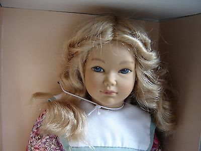 "Heidi Ott 12"" girl doll. Mint in box complete with swing tag."