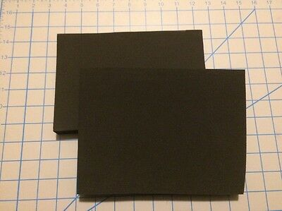"2 Sheets Foam Kydex Holster Making Thermoform Pressing 10"" X 10"" X 1"" 10x10x1"
