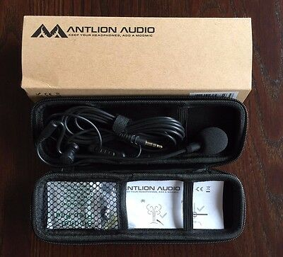 Antlion Audio ModMic 4.0 Attachable Boom Microphone Omni-Directional Mute Switch