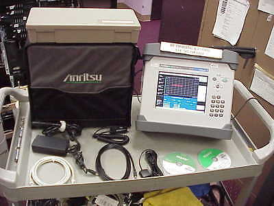 Anritsu MW82119A 700LTE PIM Tester With Pelican Hard Case-OPT-31-GPS