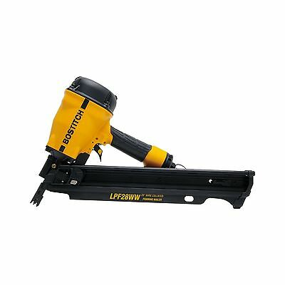 BOSTITCH LPF28WW 28-Degree Wire Weld Framing Nailer New