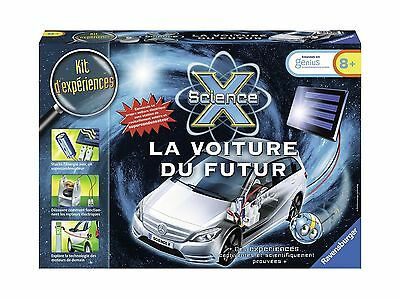 Ravensburger Science X Maxi-La Voiture Du Futur (Franais/French) New