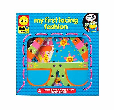 Alex Toys - Early Learning Lacing Tools 1457T New