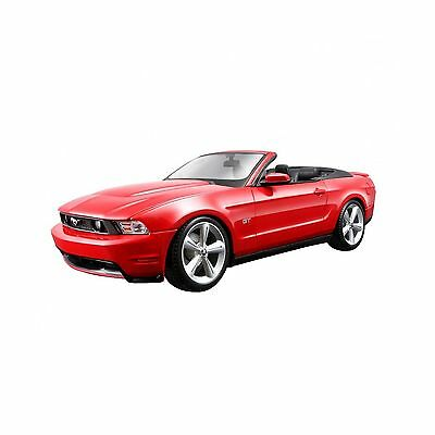 Maisto Special Edition 1:18 2010 Ford Mustang GT Convertible Diecast Vehi... New