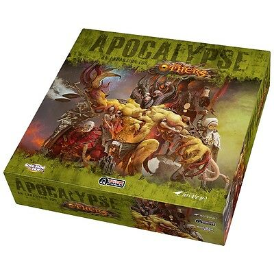 The Others 7 Sins Apocalypse - Cool Mini or Not - New Board Game