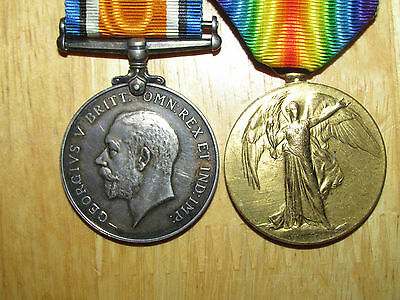 WW1 British Medal Group named to Welsh Regiment
