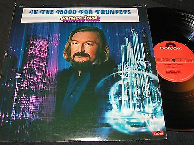 JAMES LAST In The Mood For Trumpets / 70s Japan LP POLYDOR MP 2509