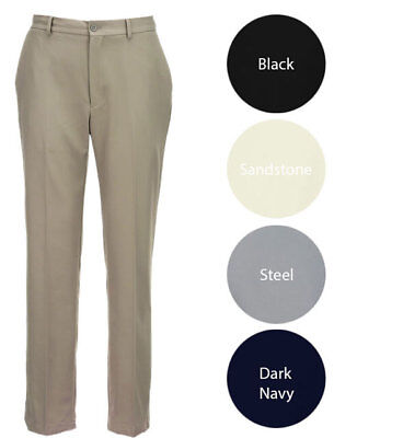 Greg Norman Classic Pro Fit Golf Pants Mens Closeout New - Choose Color & Size!