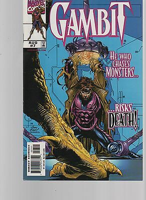 Gambit  Vol 3  7      Xmen Series   Marvel Comics