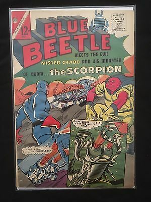 The Blue Beetle #1 V3 (#50) - Silver Age - Ditko - 1967 Charlton Comics (010)