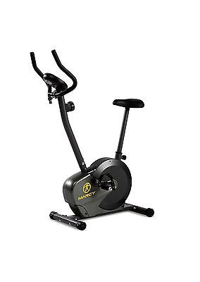 Marcy Upright Magnetic Cycle New