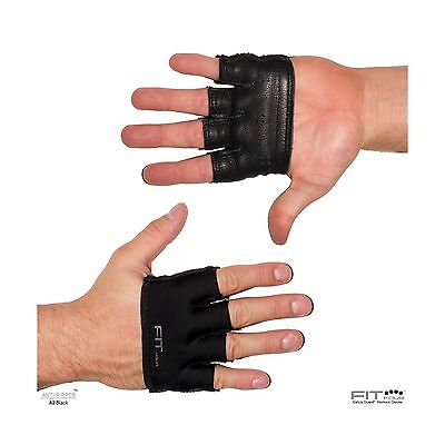 The Anti-Ripper Glove | Fit Four Callus Guard Fitness Gloves for Weightli... New