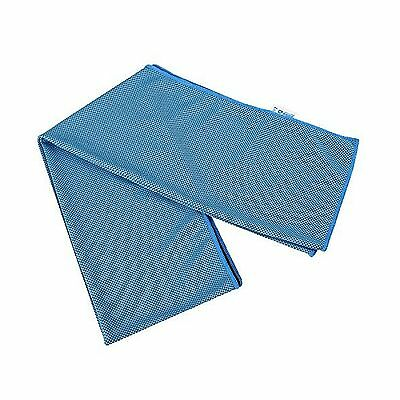 HiHiLL Sports Towel Instant Cooling Microfiber 11.81''x 47.24'' Lightweig... New