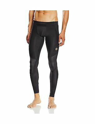 SKINS Men's A400 Compression Long Tights Black Medium New