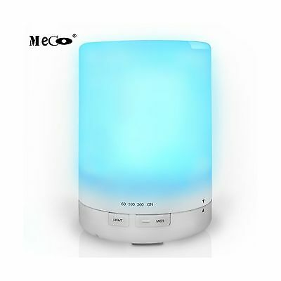 Essential Oil Diffusers MECO 300ML Aroma Ultrasonic Cool Mist Humidifier ... New