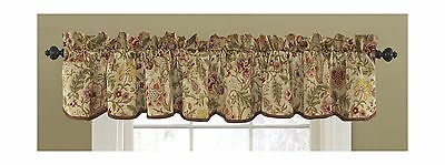Waverly Imperial Dress Valance Antique New
