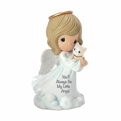 "Precious Moments 153409 Religious Gifts ""You'll Always Be My Little Angel... New"