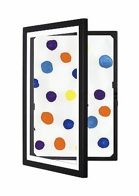 Lil' Davinci Store & Display Art Cabinet Frame 12 Inches x 18 Inches New
